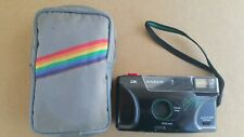 ansco vision III 35mm camera with case