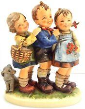 "Hummel Figurines - ""Follow the Leader"" #369 - Goebel German Statue -1964 ~#3232"