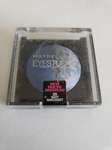 Maybelline Eye Studio Color Pearls Marbleized  Eyeshadow 20 Navy Narcissist