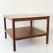 Rare Danish Coffee Table sofá mesa by kaare Klint 1934 Rud. rasmussen caoba