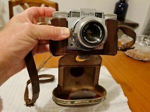 Paxette 35mm Film Camera Braun Nurnberg