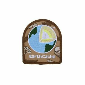 Earthcache Fossil New Patch Geocaching Earth Cache groundspeak