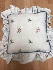 Croscill Throw Pillow. Floral