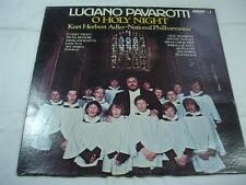 Luciano Pavarotti - O Holy Night - London  OS-26473 - Includes Lyric Insert