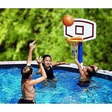 Jammin Basketball Game for Above Ground Pool Ball Water Play Swimline 9182