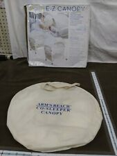 Arm's Reach Co-Sleeper Bassinet Canopy Only Original - Natural