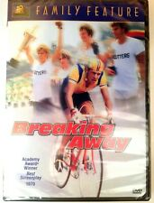 Breaking Away (Dvd, 2012,) Region 1 / Factory Sealed / Widescreen