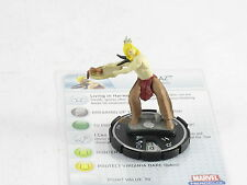 Heroclix Rojhaz 063 Capitán América Sr Super Raro Chase
