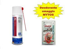 PRO TEC Throttle Body Cleaner per corpo farfallato 500 ml. P2801+ Deo MYTOS