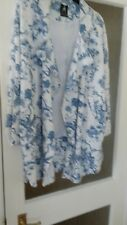 Casual floral Jacket size 12