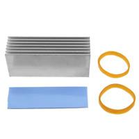 Radiateur De Refroidissement Dissipateur aluminium pour SSD M.2 NVMe