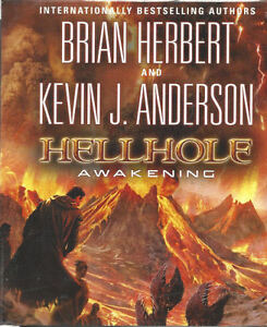 Audio book - Hellhole: The Awakening by Brian Herbert and Kevin Anderson  -  CD