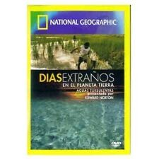 Dias Extranos En El Planeta Tierra DVD NEW National Geographic