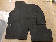 GENUINE Vauxhall ZAFIRA B 6pc CAR FLOOR / CARPET MAT SET / MATS - BLACK - NEW
