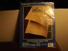 Vintage Vogart Crafts Heritage Collection Pr Pillow Cases Candlewicking unopened
