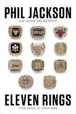 Phil Jackson - Eleven Rings: The Soul of Success - HC w/DJ 2013 - Lakers & Bulls