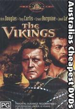 The Vikings DVD NEW, FREE POSTAGE WITHIN AUSTRALIA REGION 4