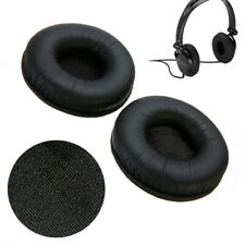 2PCS Replace Ear Pads Cushion For Sony MDR-V150 Audio Technica Headphone Headset