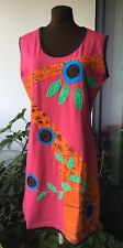 Size 16, 18, 20, Petite 22, Dress, Tunic, Desigual Style, Boho, Quirky!