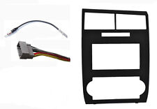 2005-2007 Dodge Charger Magnum Double Din Dash Radio Stereo Installation Kit