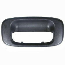 Tail gate Tailgate Handle Bezel Trim For Chevy Silverado GMC Sierra 1999-2007 US