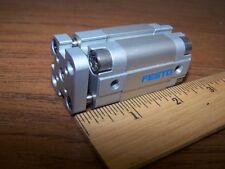 FESTO ADVUL-12-15-P-A Compact AIR Cylinder PN 156846 15mm Stroke Single End C43