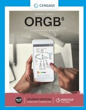 ORGB (with MindTap 1 term Printed Access Card) 6th Edition by Debra L. Nelson