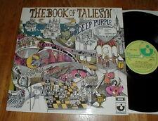 "DEEP PURPLE ""Book Of Taliesyn"" LP early UK pressing A-1G/B-1G NM-"