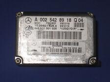 Mercedes W163 ML270 CDI Yaw Rate Lateral Sensor A0025428918 Q04