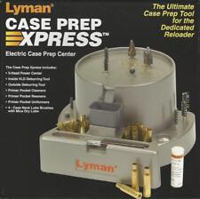 Lyman Case Press Express, Electric Case Prep Center