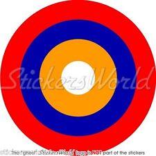 ARMENIA Armena Aeronautica Militare Adesivi in Vinile Tondi Sticker