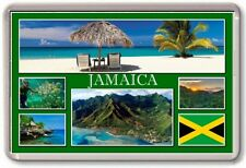 FRIDGE MAGNET - JAMAICA - Large - TOURIST