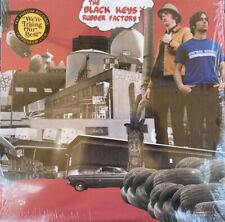 The Black Keys – Rubber Factory  Vinyl, LP, Album, Repress