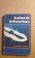 Action in Submarines, Widder, Arthur