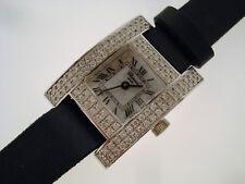 Armbanduhr Chopard Your Hour Lady 750 Gold 68 Brillanten 13/6965-20 Quarzwerk