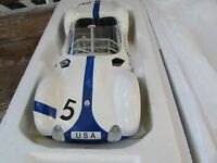 1960 Maserati tipo 61 birdcage 1:12 race car S. Moss Phil Hill wins Nurburgring