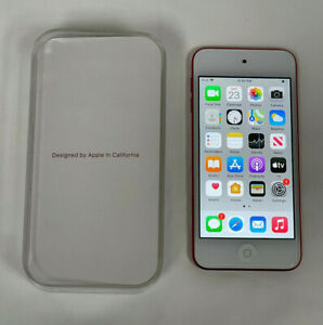 Apple iPod Touch 32GB 7th Generation - Red (MVHX2LL/A)