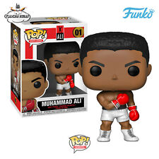 NEW Funko POP! Sports Legends MUHAMMAD ALI – Classic CULT Vinyl Figure