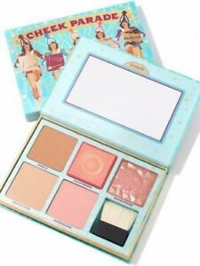Benefit Limited Edition Cheek Parade palette,  bronzer and blusher Brand New