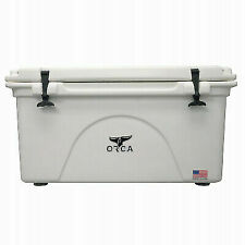 ORCA  ORCW075  Quart Cooler Insulated Ice Chest - White