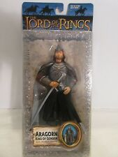 Lord of the Rings Return of the King Aragorn King of Gondor w/ Anduril sword~MOC