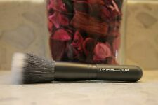 MAC 187SE DUO FIBRE FACE BRUSH powder foundation blush - limited edition mini sz