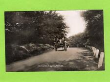 Jacks Hill Epping Forest Horse & Cart unused RP pc Ref C617