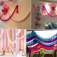 Mode papier tirer fleur maison mariage anniversaire thé table de fête décoration