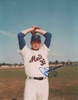 Jerry Koosman Autographed Signed 8x10 Photo ( Mets ) REPRINT