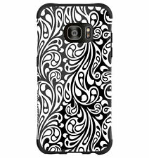 Samsung Galaxy S7 EDGE - Black/White/Spirit Ballistic Urbanite Select Case