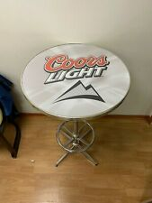 COORS LIGHT PUB TABLE - NEW IN THE BOX - RARE!!!!