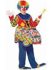 Clown Car Mens Adult Funny Circus Performer Halloween Costume-Std