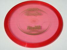 Innova Disc Golf Champion Rocx3 Midrange A Faster Overstable Rock 176g Red