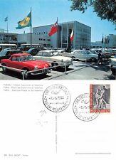 Torino Palazzo Esposizioni al Valentino TIMBRO SALONE AERONAUTICA 1963 (A-L 688)